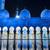 мнение · известный · Абу-Даби · мечети · ночь · небе - Сток-фото © vwalakte