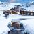 ski resort in french alps stock photo © vwalakte