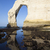 beroemd · rock · strand · verticaal · hemel · landschap - stockfoto © vwalakte