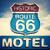route · 66 · verkeersbord · Arizona · USA · blauwe · hemel · hemel - stockfoto © vwalakte