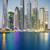 Dubai · Bina · gece · aydınlatma · iş · ofis - stok fotoğraf © vwalakte