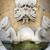 mármore · fonte · Roma · Itália · parede · arte - foto stock © w20er