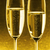 champagner with gold background stock photo © w20er