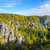lanscape in saxon switzerland near bastei stock photo © w20er