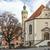 Церкви · мало · небе · дерево · облака - Сток-фото © w20er