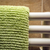 green towel on radiator stock photo © w20er