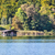 cottage lake tutzing stock photo © w20er