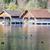 casa · lago · alpes · montanhas · alpino · Alemanha - foto stock © w20er