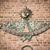 sundial on brick wall stock photo © w20er