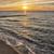 日没 · バルト海 · 海岸 · 夏 · ビーチ · 空 - ストックフォト © w20er
