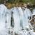 заморожены · водопада · озеро · Германия · зима · древесины - Сток-фото © w20er