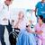 Confident medical team taking care of a senior woman stock photo © wavebreak_media