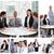verschillend · collage · zakenvrouw · werken · dag · business - stockfoto © wavebreak_media