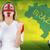 Anglia · ventillátor · illusztráció · külső · nagy · zászló - stock fotó © wavebreak_media