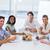 jonge · collega's · koffiepauze · kantoor · business - stockfoto © wavebreak_media