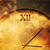 digitally generated roman numeral clock stock photo © wavebreak_media