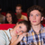 izlerken · film · sinema · kadın · mutlu - stok fotoğraf © wavebreak_media