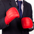 businessman with boxing gloves stock photo © wavebreak_media