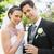 portre · gelin · şarap · kadehi · kadın · düğün - stok fotoğraf © wavebreak_media
