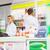 фармацевт · буфер · обмена · аптека · счастливым · медицинской - Сток-фото © wavebreak_media