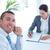 business · team · aanvrager · kantoor · business · interview · werk - stockfoto © wavebreak_media