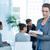 conselheiro · óculos · escritório · retrato · negócio · mulher - foto stock © wavebreak_media