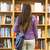 university student standing in the bookcase stock photo © wavebreak_media