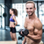 gymnasium · man · vrouw · sterkte · crossfit - stockfoto © wavebreak_media