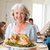 senior · ouderen · man · verzorger · maaltijd - stockfoto © wavebreak_media