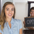pretty waitress and customer smiling at camera stock photo © wavebreak_media