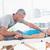 medico · paziente · braccio · medici · ufficio - foto d'archivio © wavebreak_media