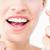 güzel · bir · kadın · diş · ipi · dişçi · sağlık · klinik · gülümseme - stok fotoğraf © wavebreak_media