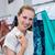 きれいな女性 · ドレス · 立って · 肖像 · 小さな - ストックフォト © wavebreak_media