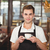 профессиональных · Бариста · чашку · кофе · мрамор · таблице · Бар - Сток-фото © wavebreak_media