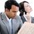 zakenvrouw · telefoon · vergadering · wachtkamer · aantrekkelijk · business - stockfoto © wavebreak_media
