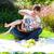 famiglia · parco · picnic · ridere · donna · bambino - foto d'archivio © wavebreak_media