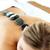 donna · massaggio · spa · mano · salute · relax - foto d'archivio © wavebreak_media