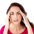 doente · hispânico · mulher · dor · de · cabeça · branco · medicina - foto stock © wavebreak_media
