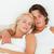 casal · adormecido · quarto · homem · sensual - foto stock © wavebreak_media