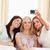 диван · камеры · гостиной · заседание · счастливым - Сток-фото © wavebreak_media