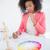 casual graphic designer working at her desk sketching stock photo © wavebreak_media