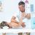 врач · мужчины · пациент · колено · более - Сток-фото © wavebreak_media