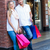 optimistisch · paar · recreatie · mall · vrouw - stockfoto © wavebreak_media