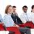 ritratto · uomini · d'affari · conferenza · ufficio · riunione · lavoro - foto d'archivio © wavebreak_media