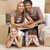 Familie · spielen · Boxen · lächelnd · Frau - stock foto © wavebreak_media