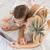 madre · hija · digital · tableta · feliz · árbol · de · navidad - foto stock © wavebreak_media