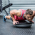 Gleichgewicht · starken · Mann · Balancing · rock · Sport - stock foto © wavebreak_media