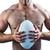 sem · camisa · rugby · jogador · bola · branco - foto stock © wavebreak_media