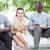 verveling · wachten · sollicitatiegesprek · zakenlieden · vervelen · vergadering - stockfoto © wavebreak_media