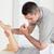 костоправ · женщины · ногу · хирургии · стороны - Сток-фото © wavebreak_media